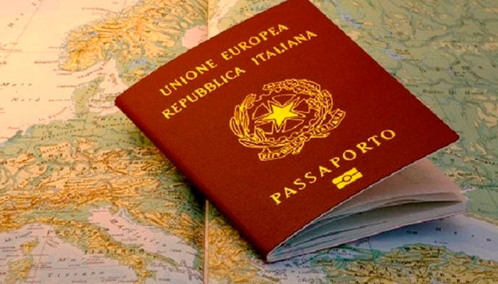 Como tirar cidadania italiana a partir da Itália
