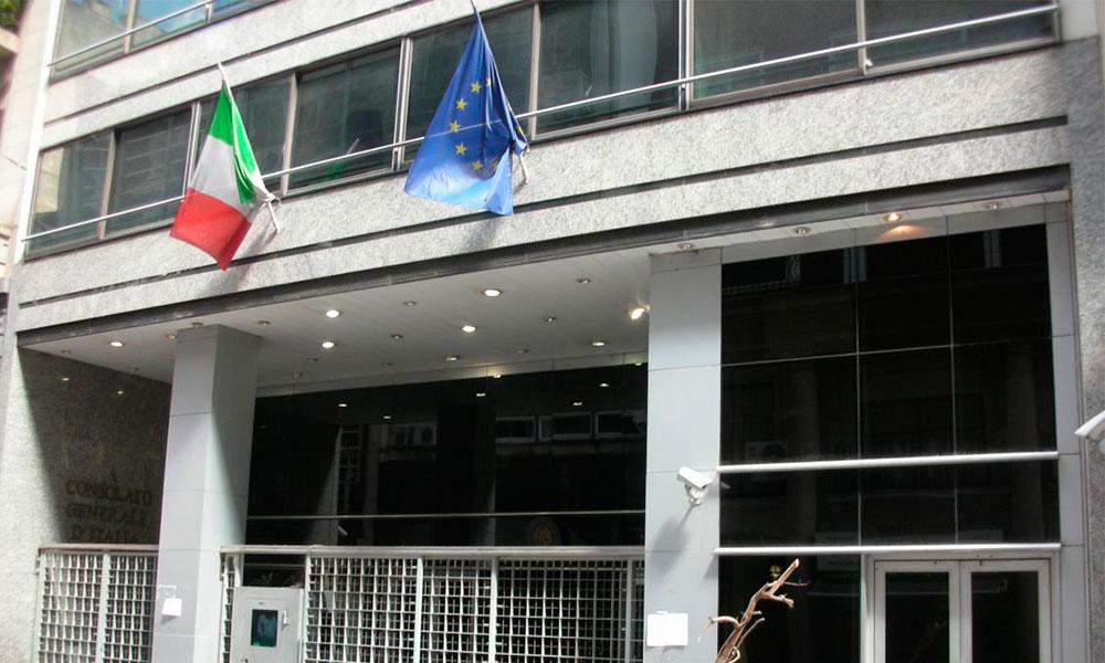 Consulado Italiano na Argentina