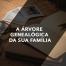 Pesquisa da árvore genealógica italiana da sua família