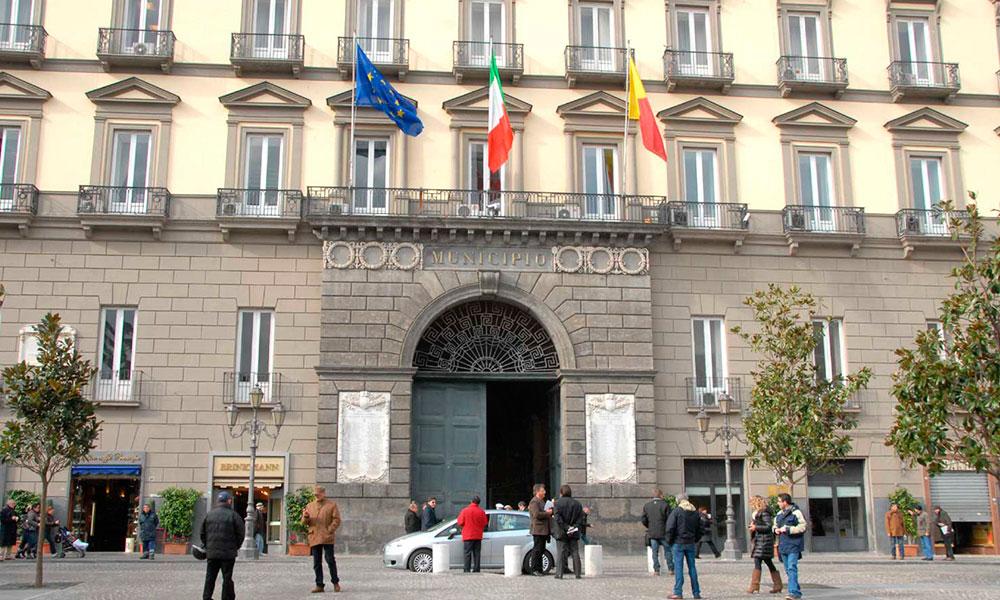 busca de certidões e cartório de Napoli Itália