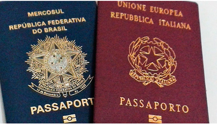 conseguir dupla cidadania italiana