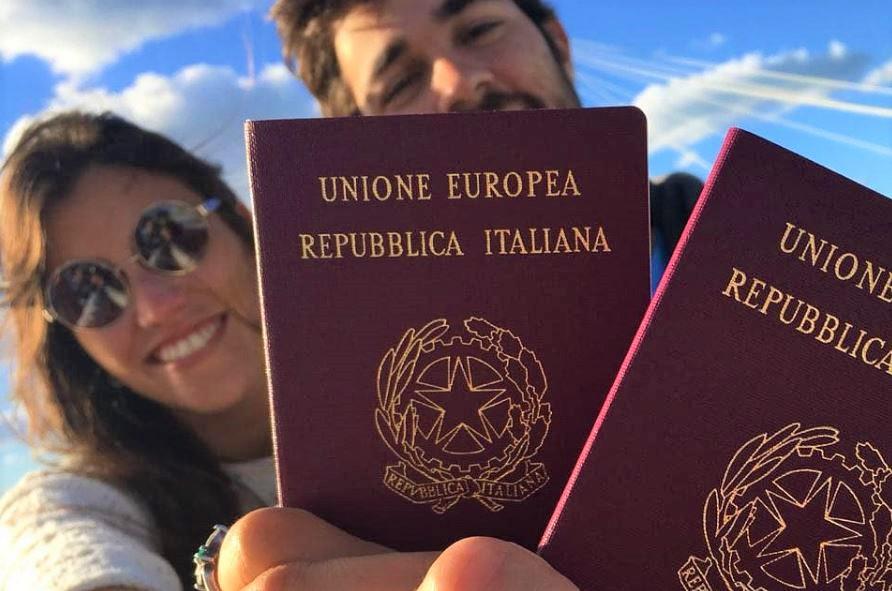 Cidadania Italiana Sozinho